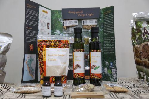 Con la norma técnica se busca garantizar la calidad de los productos derivados de la castaña.