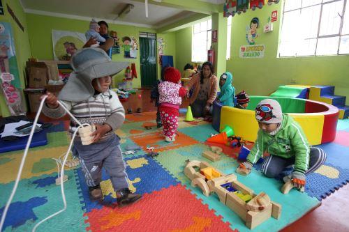 El proyecto incluye una ludoteca, un espacio de capacitación sobre cuidados para la primera infancia.