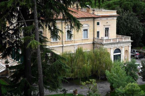 Embajada del Vaticano en Roma