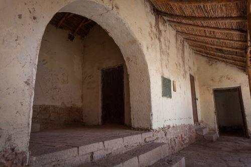 La vivienda de Túpac Amaru II fue declarada Monumento Histórico.
