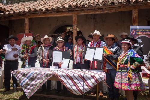 Se pondrá en valor la vivienda donde nació el precursor de la Independencia, Túpac Amaru, en Cusco.