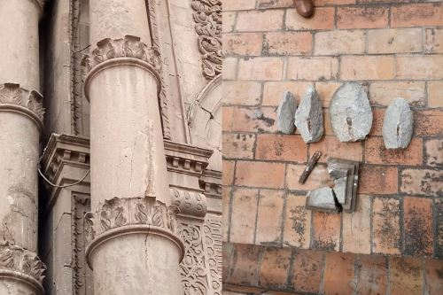Expertos descartaron daños estructurales en la catedral de Cusco a causa del sismo.