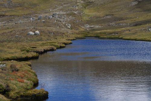 La falla de Huaytapallana se encuentra al pie de los nevados de la Cordillera de Huaytapallana (zona central del Perú).