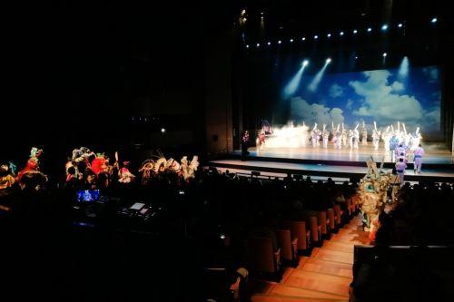 Gran Teatro Nacional fue escenario del lanzamiento de la Festividad de la Virgen de la Candelaria 2019.