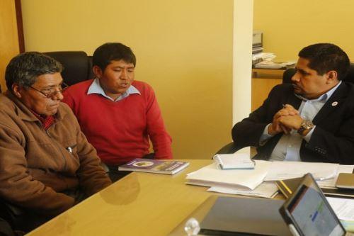 Se mejorará atención de salud a pobladores de Chumbivilcas.
