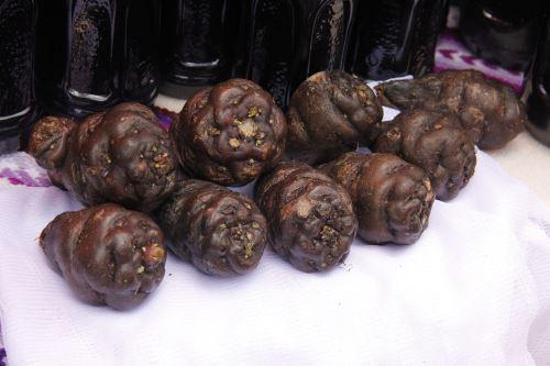El izaño o maswa es consumido por los pobladores locales y ahora se innova con néctar.