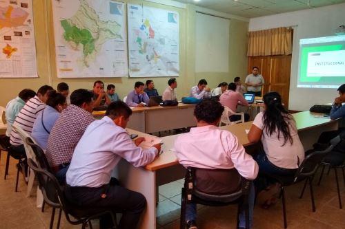 Serfor desarrolla campaña de capacitación y acompañamiento a los gobiernos regionales y productores de Loreto, Ucayali, Huánuco y Madre de Dios.
