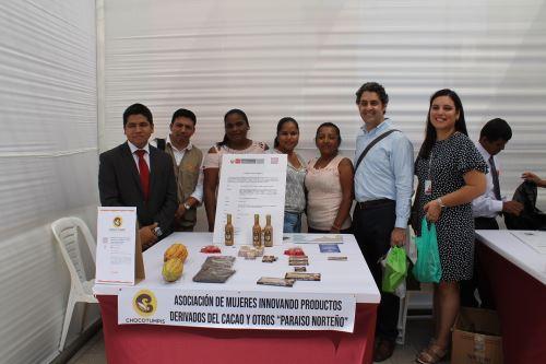 Un total de 158 registros de marcas colectivas entregó Indecopi en Piura y Tumbes.