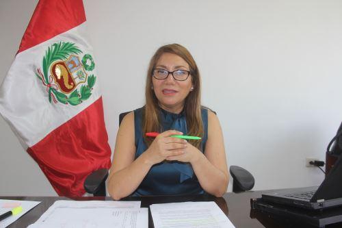 La supervisora regional de Control de La Libertad, Silvia Pajares, instó a las autoridades salientes a cumplir con la presentación de informe respectivo.