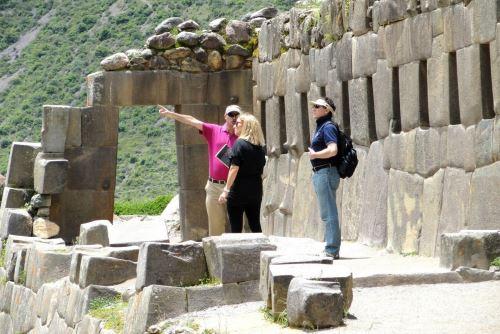 El Parque Arqueológico Ollantaytambo es el atractivo alterno a Machu Picchu más visitado por turistas nacionales y extranjeros.