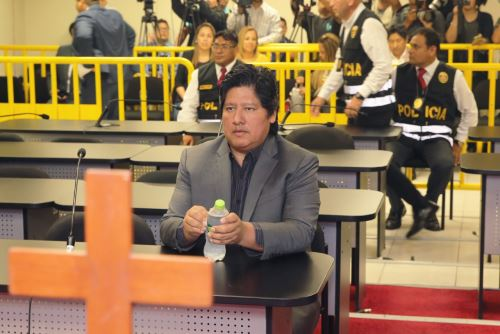 Edwin Oviedo participará hoy de una audiencia judicial donde se determinará su situación legal.