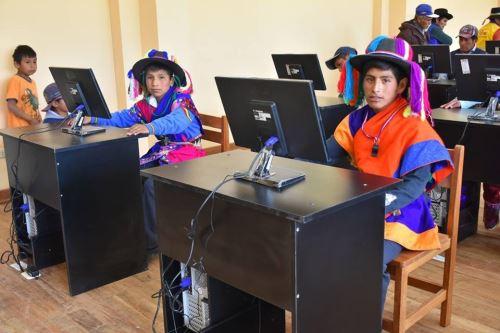 Apurímac ha logrado un avance importante en educación.