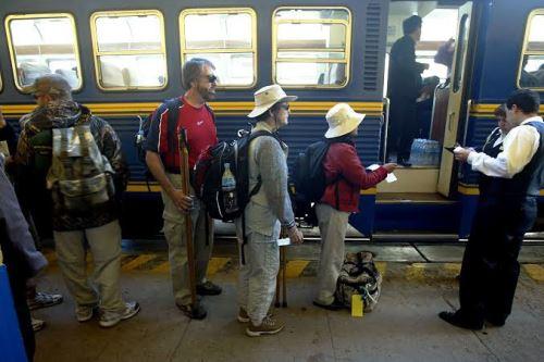 PeruRail ajustó servicios de tren a Machu Picchu ante temporada de lluvias en la región Cusco.