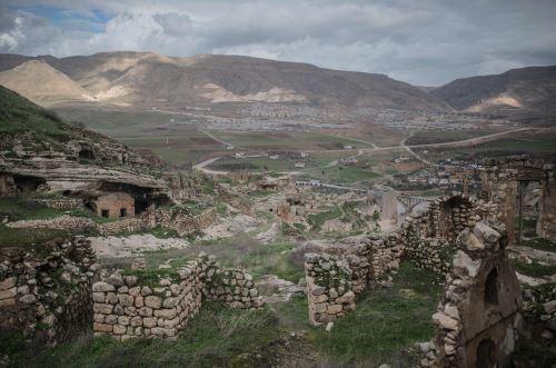 Un sitio histórico de Hasankeyf