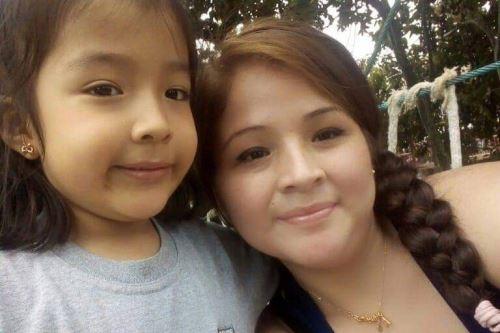 Familiares temen que madre e hija se encuentren secuestradas por acosador.
