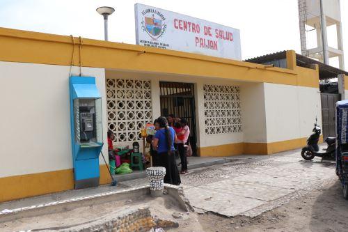 El centro de salud de Paiján lidera las acciones de prevención del dengue.