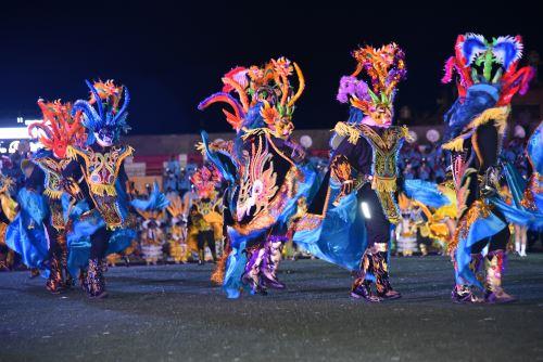 Más de 200 conjuntos participaron del lanzamiento de la tradicional festividad.