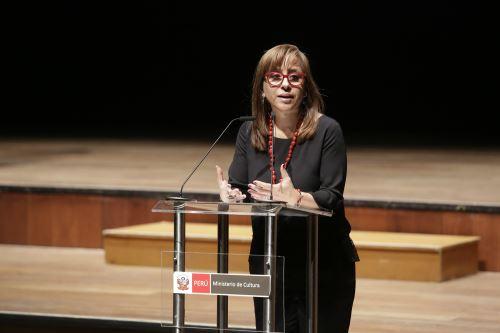 Viceministra de Interculturalidad, Elena Burga, hablará en ceremonia organizada por la Unesco.