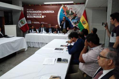 El Perú ya cuenta con estudio de preinversión para el Corredor Ferroviario Bioceánico.
