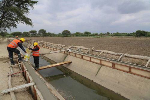 Se ejecutarán varios proyectos de reconstrucción en diversas provincias de Cajamarca.