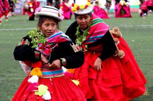 Las danzas autóctonas son practicadas en muchas comunidades de la región Puno.