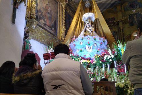 La fiesta de la Virgen del Carmen de Paucartambo es una de las más importantes de Cusco.