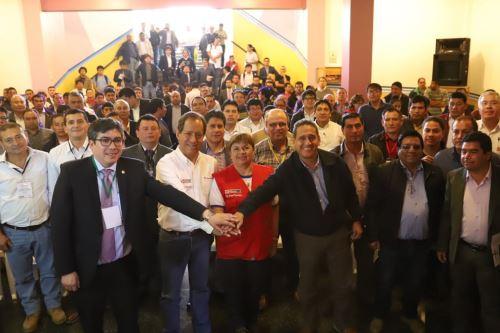 En Cajamarca existen más de 500 proyectos de reconstrucción con expediente técnico.