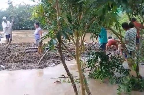 Autoridades plantean reubicar el poblado de San Cristóbal de Puerto Rico.