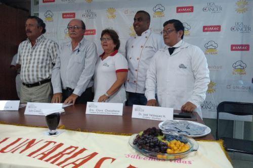 Diversas instituciones de Lambayeque para campaña de prevención de casos de cáncer de piel.