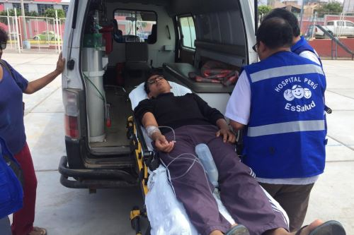EsSalud puso a disposición el Hospital Perú desde el viernes último para atender a los afectados por las intensas lluvias en el sur peruano.