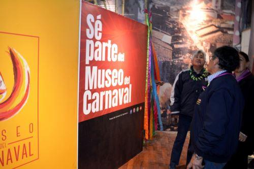 El museo relata la historia de esta tradicional festividad a través de diversos elementos.