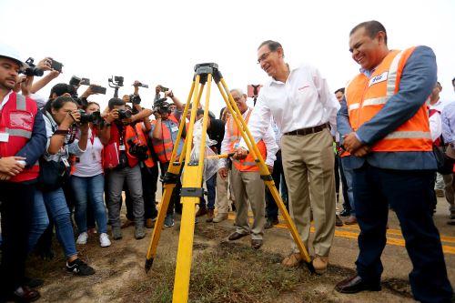 Las obras de remodelación del aeropuerto de Chiclayo demandarán una inversión de 43 millones de dólares.