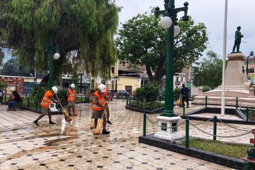 Chiclayo urge también de un sistema de drenaje pluvial para evitar daños por lluvias intensas.