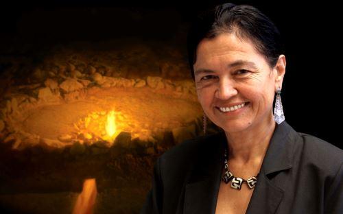 La directora de la Zona Arqueológica Caral, Ruth Shady Solís, resaltó el rol protagónico de la mujer a lo largo de la historia, como por ejemplo en la civilización Caral.