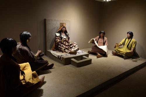 Exposición resalta el papel de la mujer y su capacidad creadora.