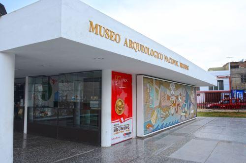 El Museo Brüning se ubica en la ciudad de Lambayeque.