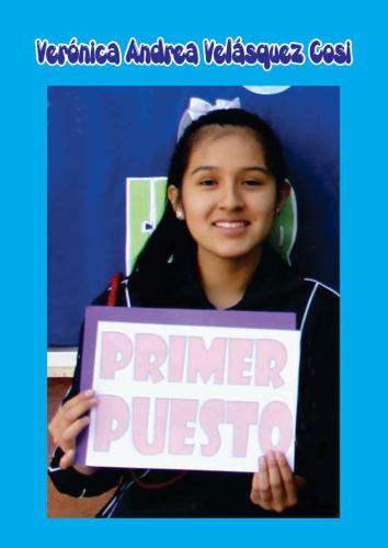 Verónica Andrea Velásquez obtuvo 19.2167 puntos, el más alto logrado por los postulantes.