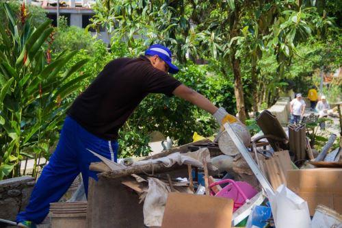 Comercios como restaurantes y hoteles son los principales generadores de desechos.