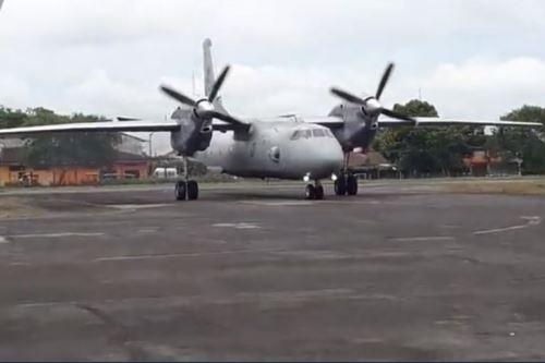 Convenio entre la FAP, Minsa y el SIS permite el traslado aéreo de pacientes graves.