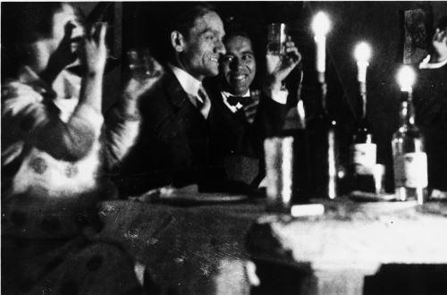 César Vallejo era un activo miembro del Grupo Norte donde compartió su gran producción literaria.