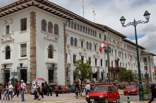 Corte de Cusco halló responsable del delito de cohecho pasivo específico a ex fiscal Andy Christian Galimberti.