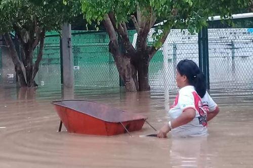 Lluvias intensas en la selva central han ocasionado pérdidas humanas y serios daños materiales en la provincia de Chanchamayo, región Junín.