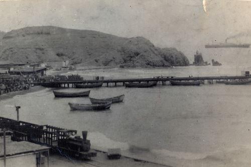 Cerro Azul (1913) fue uno de los puertos donde arribaron los migrantes japoneses.