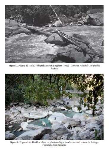 Con una infograría se narrará la ruta que tomó Hiram Bingham para llegar a Machu Picchu.