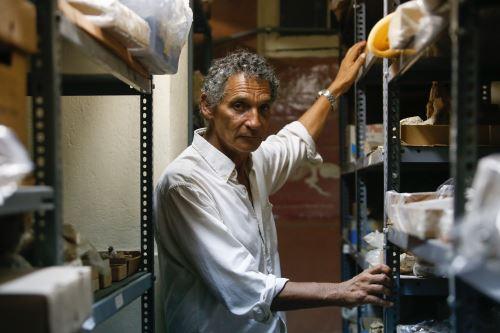 El Departamento de Paleontología de Vertebrados del Museo de Historia Natural es el hogar de muchos de los fósiles hallados por Mario Urbina.