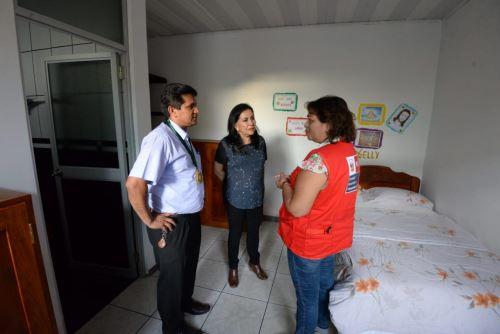 El Centro de Acogida Residencial (CAR) Florecer, en la región Madre de Dios, será administrado por el Inabif.