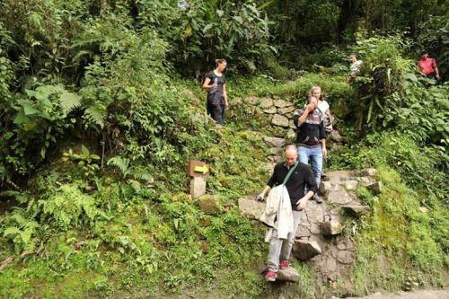 Las obras para implementar los dos nuevos corredores turísticos en Machu Picchu se prevé entregarlas en el 2020.