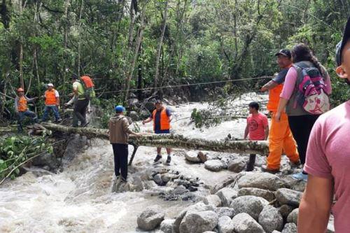 Un promedio de 1,200 turistas ingresan a diario por el acceso amazónico, pero ponen en riesgo su integridad ya que aún no existe la infraestructura adecuada.