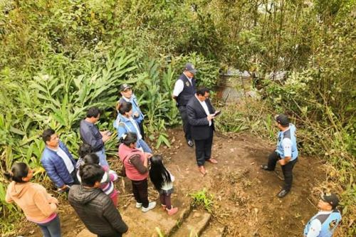 El proyecto para implementar dos nuevos corredores turísticos en Machu Picchu contempla mejorar las vías peatonales (ampliación de la superficie, limpieza y desbroce).