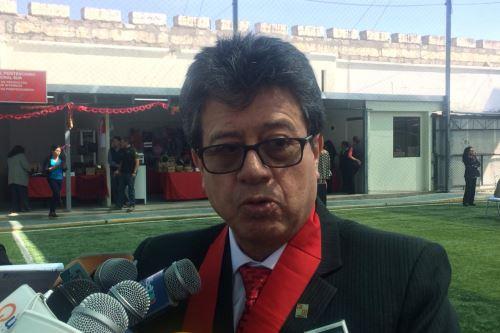 El presidente de la Corte Superior de Justicia de Arequipa, Carlo Magno Cornejo, anunció que en breve se implementará un programa piloto para recibir denuncias en línea sobre violencia familiar y sexual.